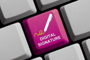 digital signature online
